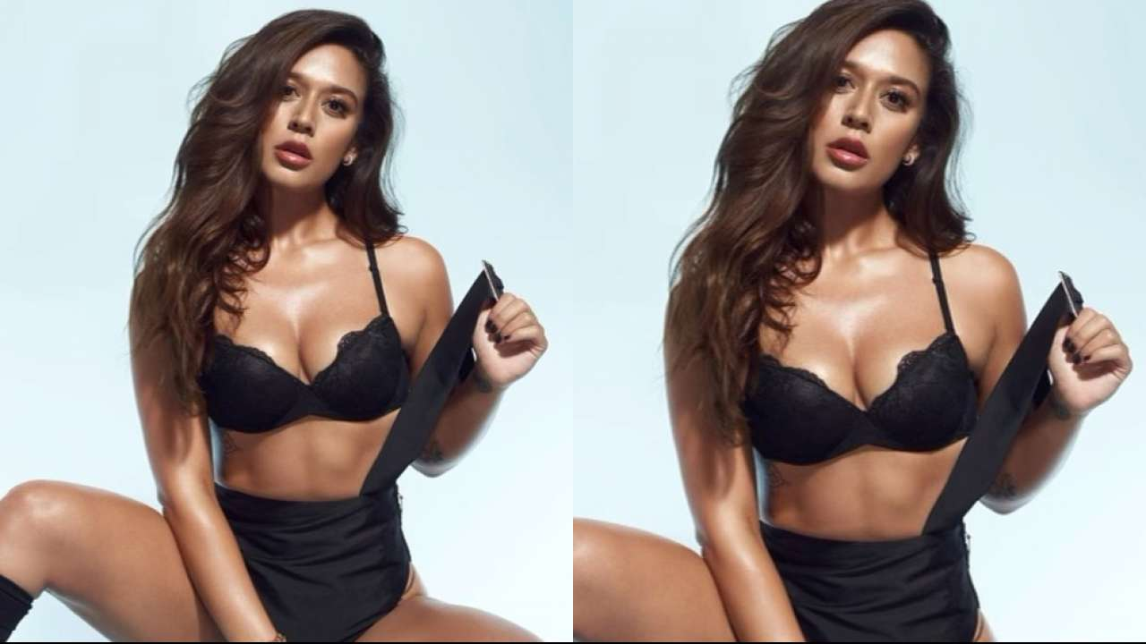 Actress Gossips: Krishna Shroff exposes how she responds to social media trolls who criticize her bikini photos