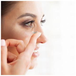 penggunaan lensa kontak yang tidak bijak menyebabkan mata kering