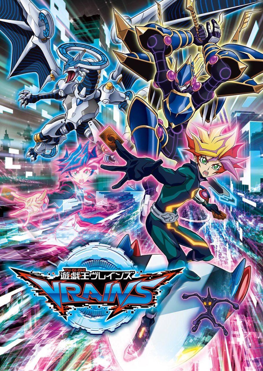 imagen de Yu-Gi-Oh! VRAINS