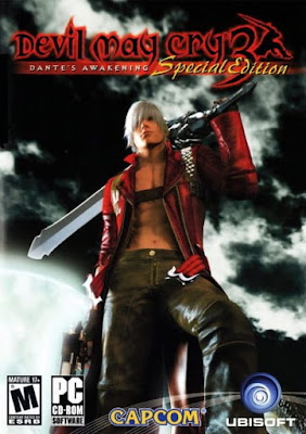 Capa do Devil May Cry 3 Special Edition