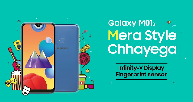 Samsung Galaxy M10s Launched With 6.2inch HD+ Display, 3GB RAM, 4000mAh Battery For Rs. 9,999/- Only