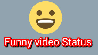 Funny video status