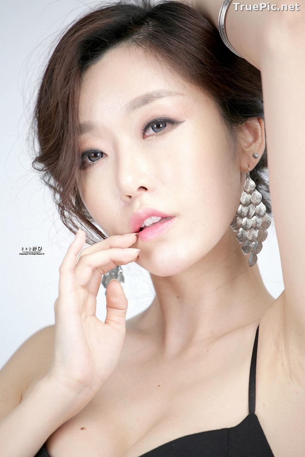 Image Oh Ha Ru Model Beautiful Image – Studio Photoshoot Collection #2 - TruePic.net - Picture-10