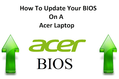 Cara Update Bios Acer