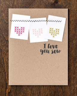 Love You Sew card zena kennedy stampin up demonstrator