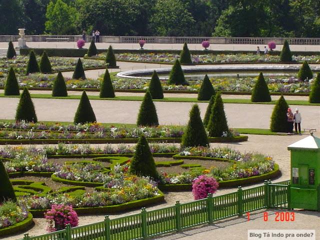 Jardins de Versailles - França