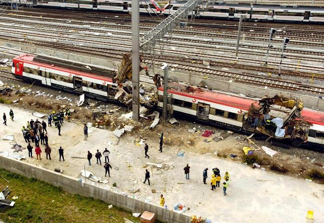 Resultado de imagen de atentado 11 m