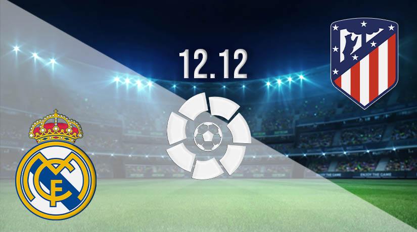 بث مباشر مباراة ريال مدريد واتلتيكو مدريد