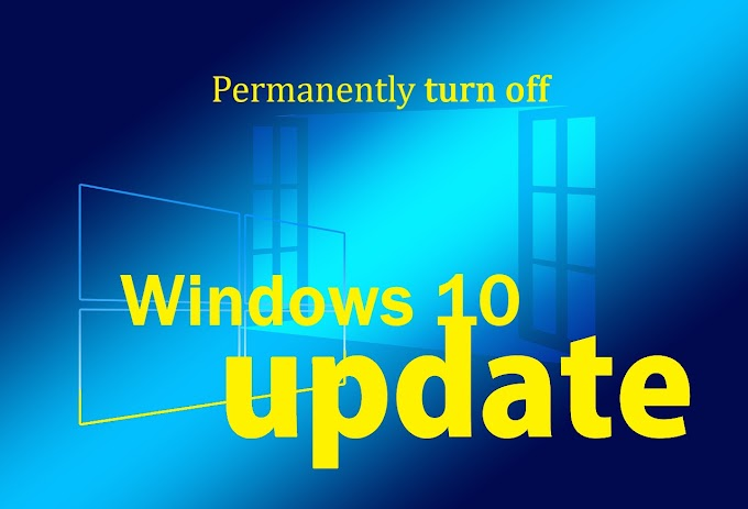 How To Turn off windows 10 Automatic Update Permanently | 100% working