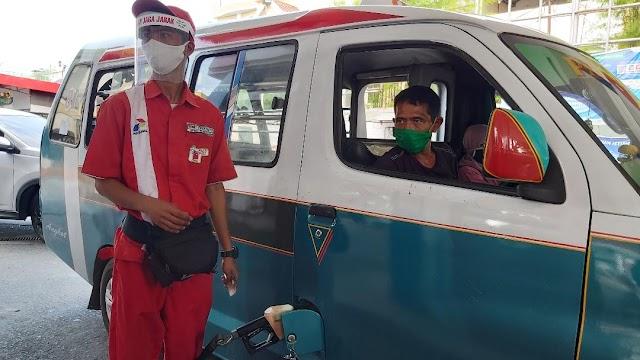 Jalankan Pergub Sumut, Harga BBM Non Subsidi Mulai Hari Ini Naik