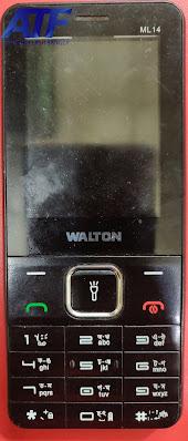 WALTON ML14 FLASH FILE