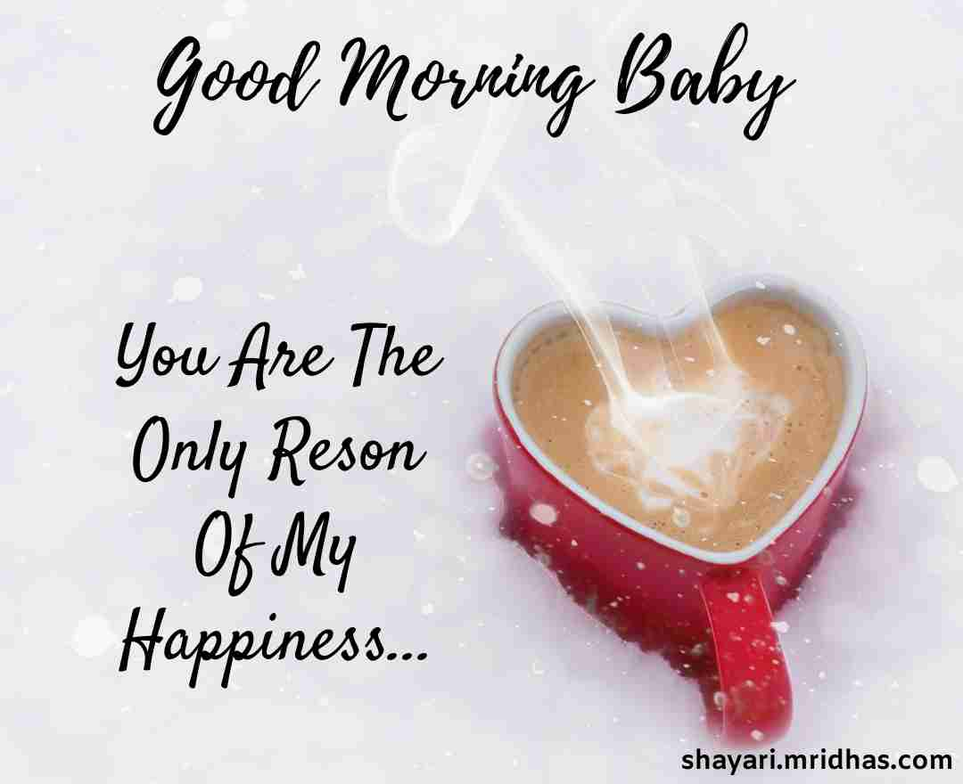 Good Morning Quotes For gf