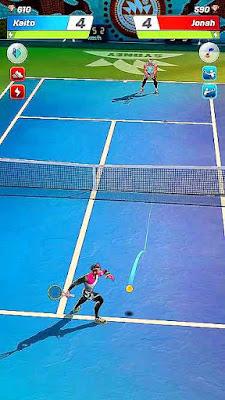 Tennis Clash Mod Apk Download
