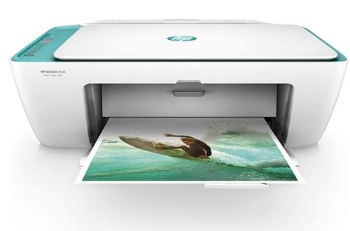 HP DeskJet 2635 Wireless All-in-One Color Printe