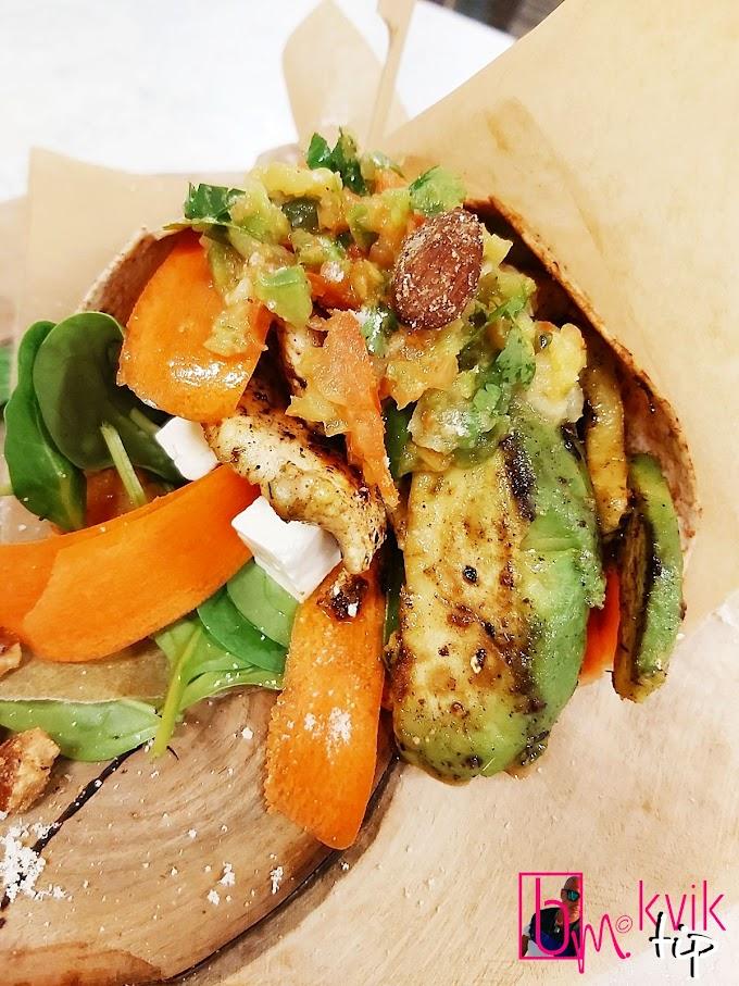 #KvikTip Fit burrito