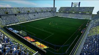 Estadio Lisandro de la Torre GDB - Rosario Central Pes 2013