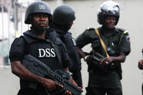 Nigerian SSS officer