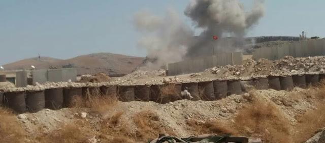Μαχητικά της Συρίας βομβάρδισαν και άλλη τουρκική βάση