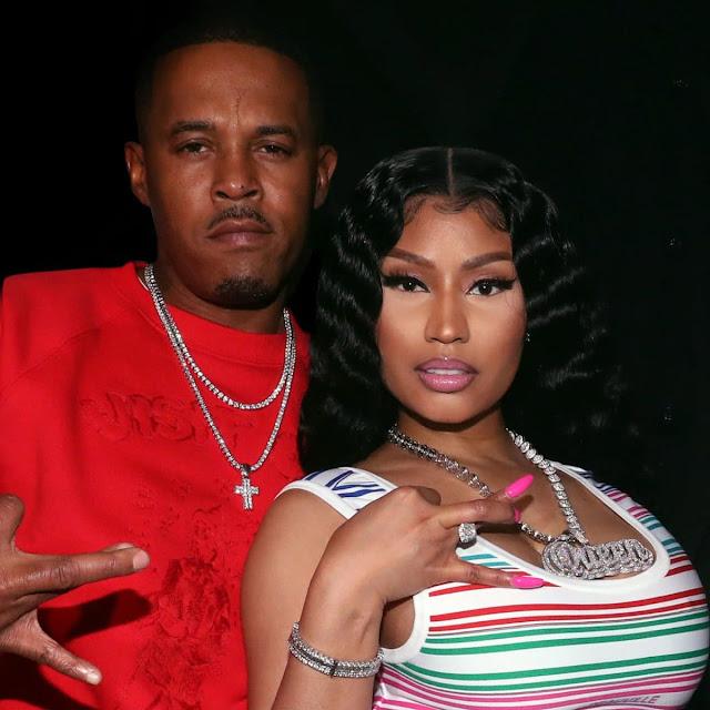 Nicki Minaj ties knot with boyfriend
