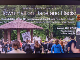 4th Congressional District Race: A Town Hall on Race and Racism