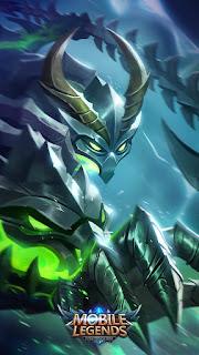 Moskov Spear of Bone Dragon Heroes Marksman of Skins V2