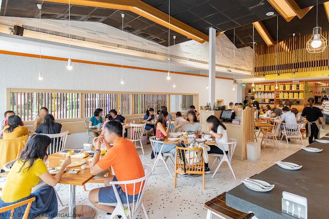 MG 8302 - 熱血採訪│台中清新森林系餐廳,多國人氣蔬食料理好美味,假日容易客滿建議先訂位
