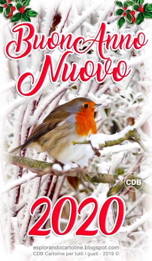 Cdb Cartoline Per Tutti I Gusti Cartolina Buon Anno Nuovo