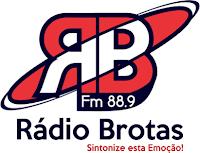 Rádio Brotas FM 88,9 de Piraí do Sul PR