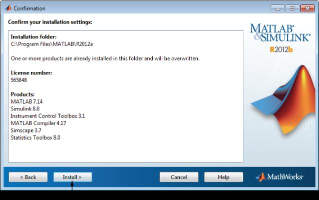 做有意義的事,活出自己的價值: 如何安裝網路版 MATLAB R2012b ,使用者端的安裝方法