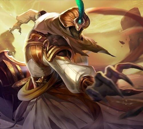 Sử dụng các loại ngọc phù hợp để tăng tối đa sức mạnh cho Azzen'ka.