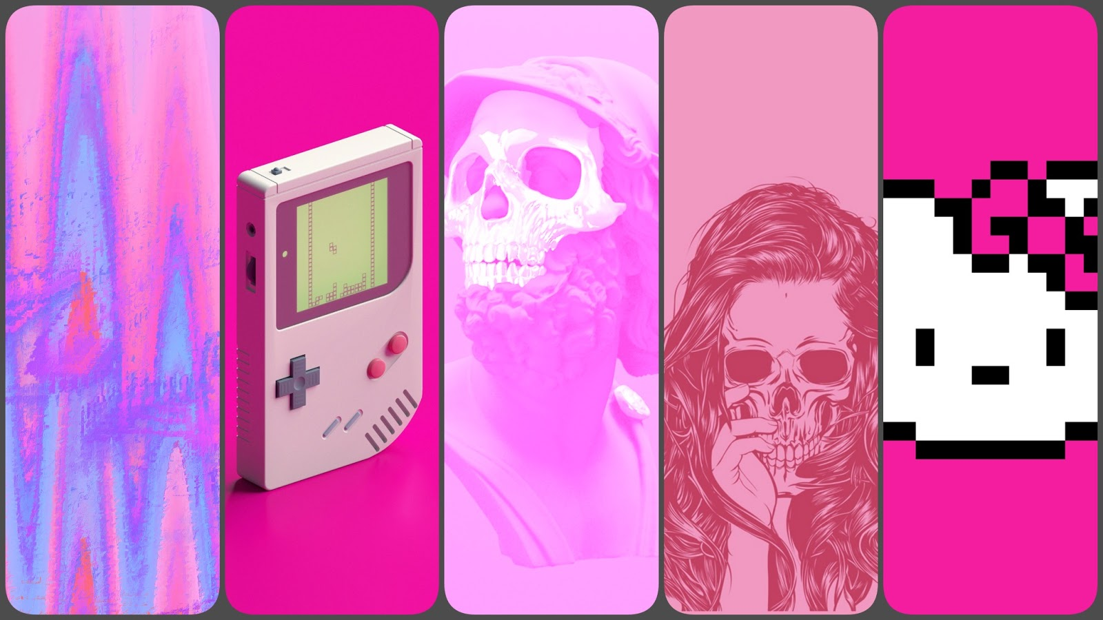 Phone wallpaper collection #pink #aesthetic