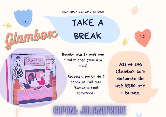 GLAMBOX TAKE A BREAK