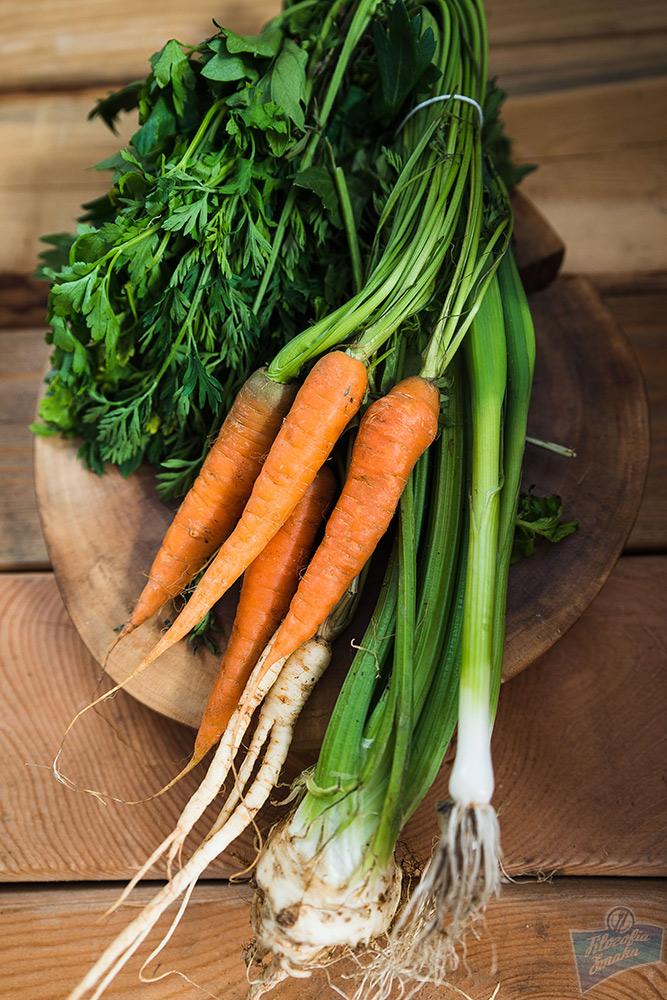 Bulion warzywny jak zrobić