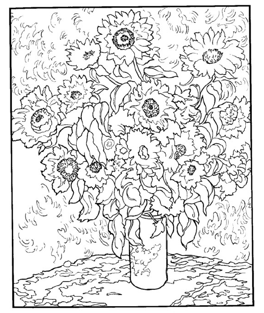 d arte mural coloring pages - photo#48