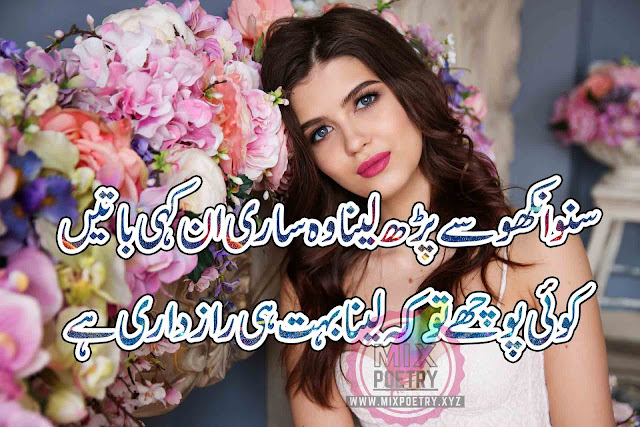 Best urdu poetry for love in hindi and english