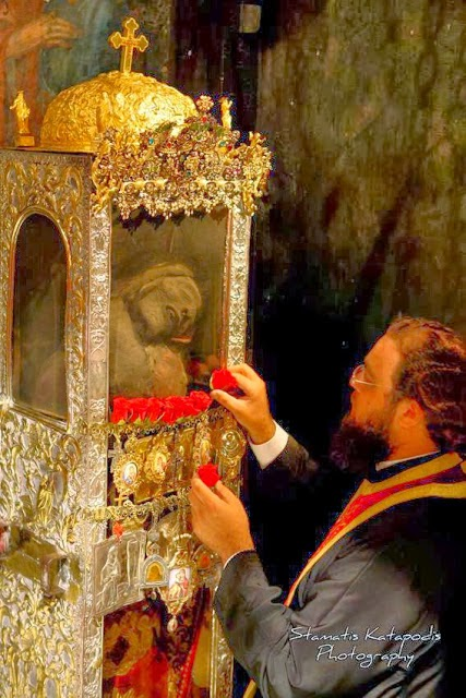 Relics of Saint Spyridon  Saint Spyridon Church Corfu