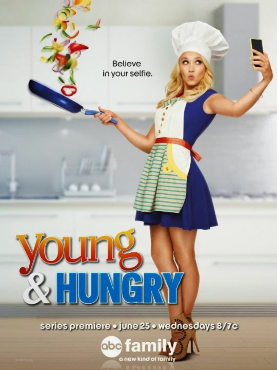 Young & Hungry (2014-) ταινιες online seires oipeirates greek subs