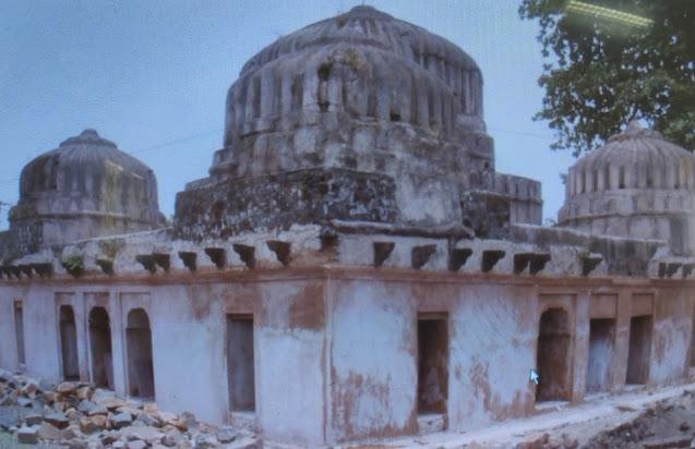 Vishnu Mandir Ramnagar Mandla