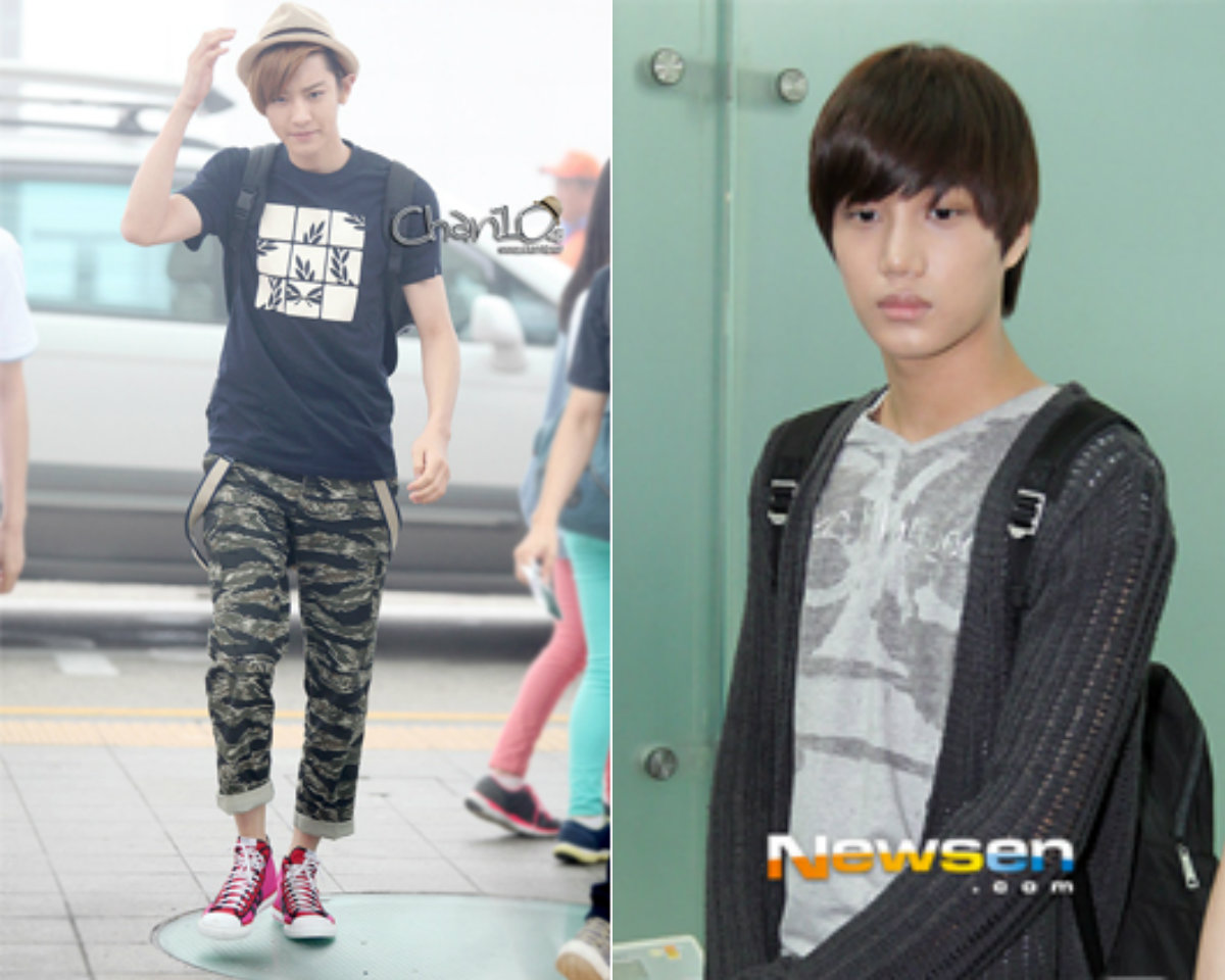 Kai airport fashion