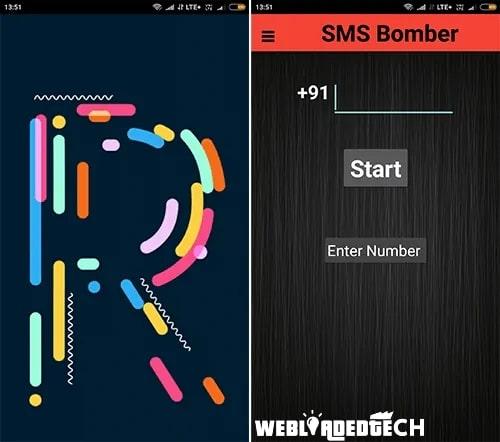Download RJ Sms Bomber APK [Latest Version] 2021