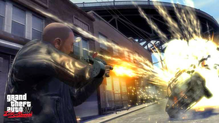 Grand theft auto iv the lost and damned free download