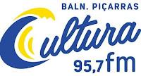Rádio Cultura FM de Balneário Piçarras SC