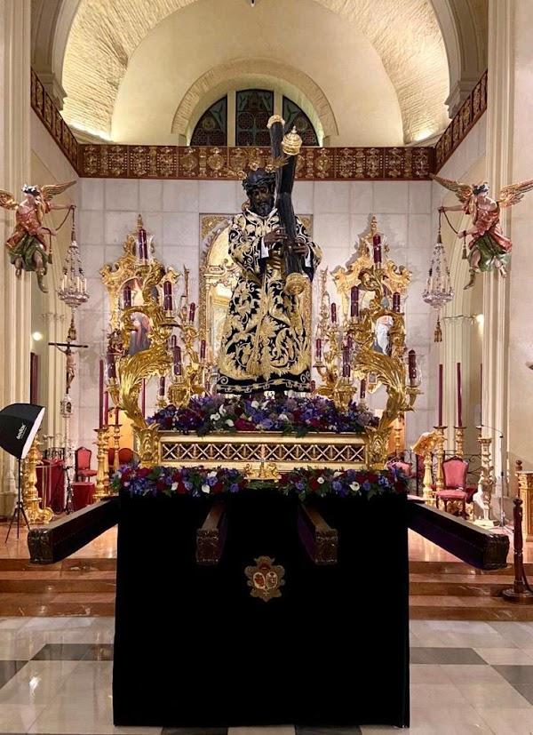 Horarios e itinerario del Vía Crucis de las Hermandades de Sevilla 2020: Cristo de los Gitanos