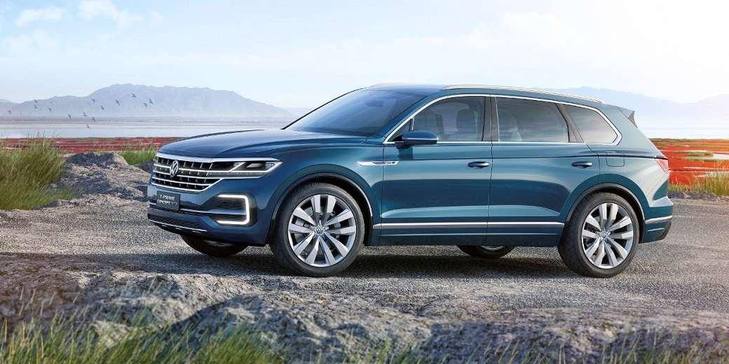Volkswagen T-Prime Concept GTE, car news