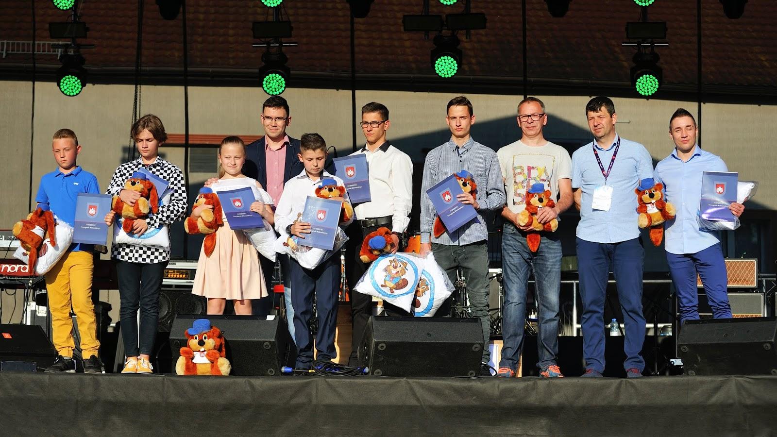 Wyróżnienia dla sportowców w Nowogrodzie Bobrzańskim