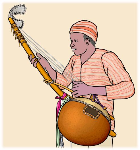 ドンソ ンゴニ / donso ngoni