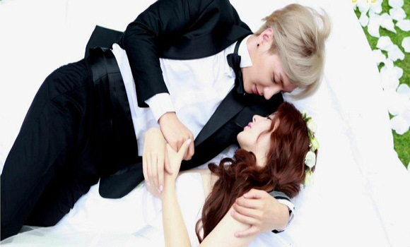 Tum Adam Couple Khuntoria Woojung Dimple Couple | Asdela