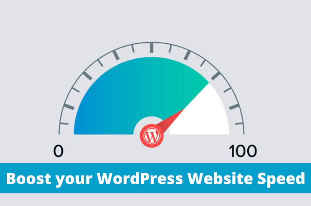 Guide to Boost your WordPress Blog - Website Speed