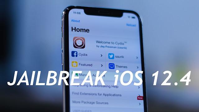 Apple Rilis Update Untuk Tutup Celah Jailbreak iOS 12.4