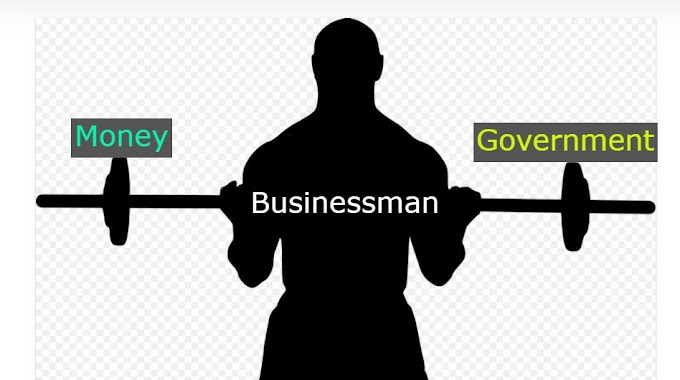 Country In The Grip of Businessmen